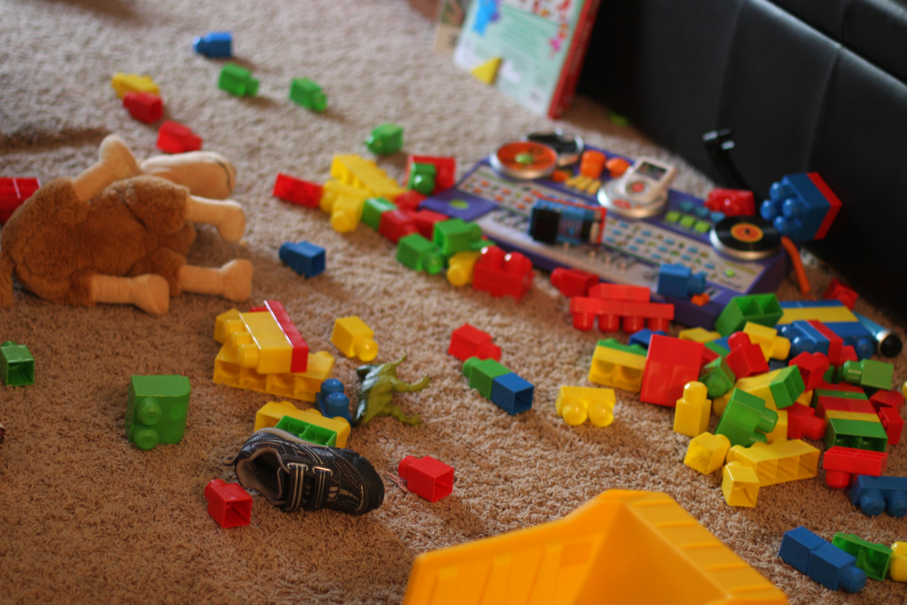 Image result for scattered toys images